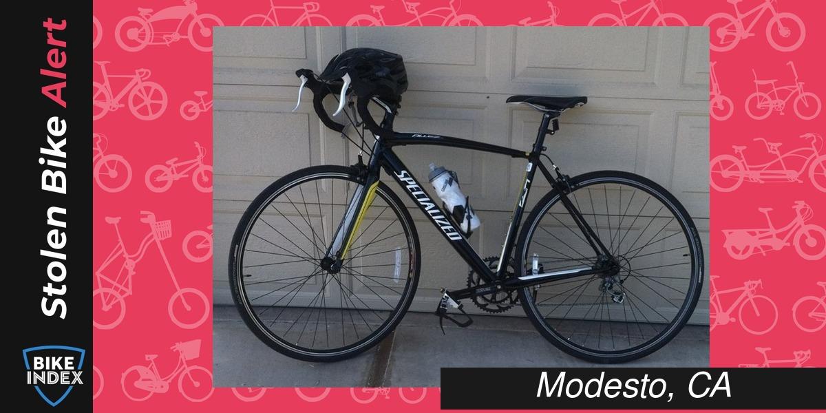 stolen 2012 specialized allez sport comp