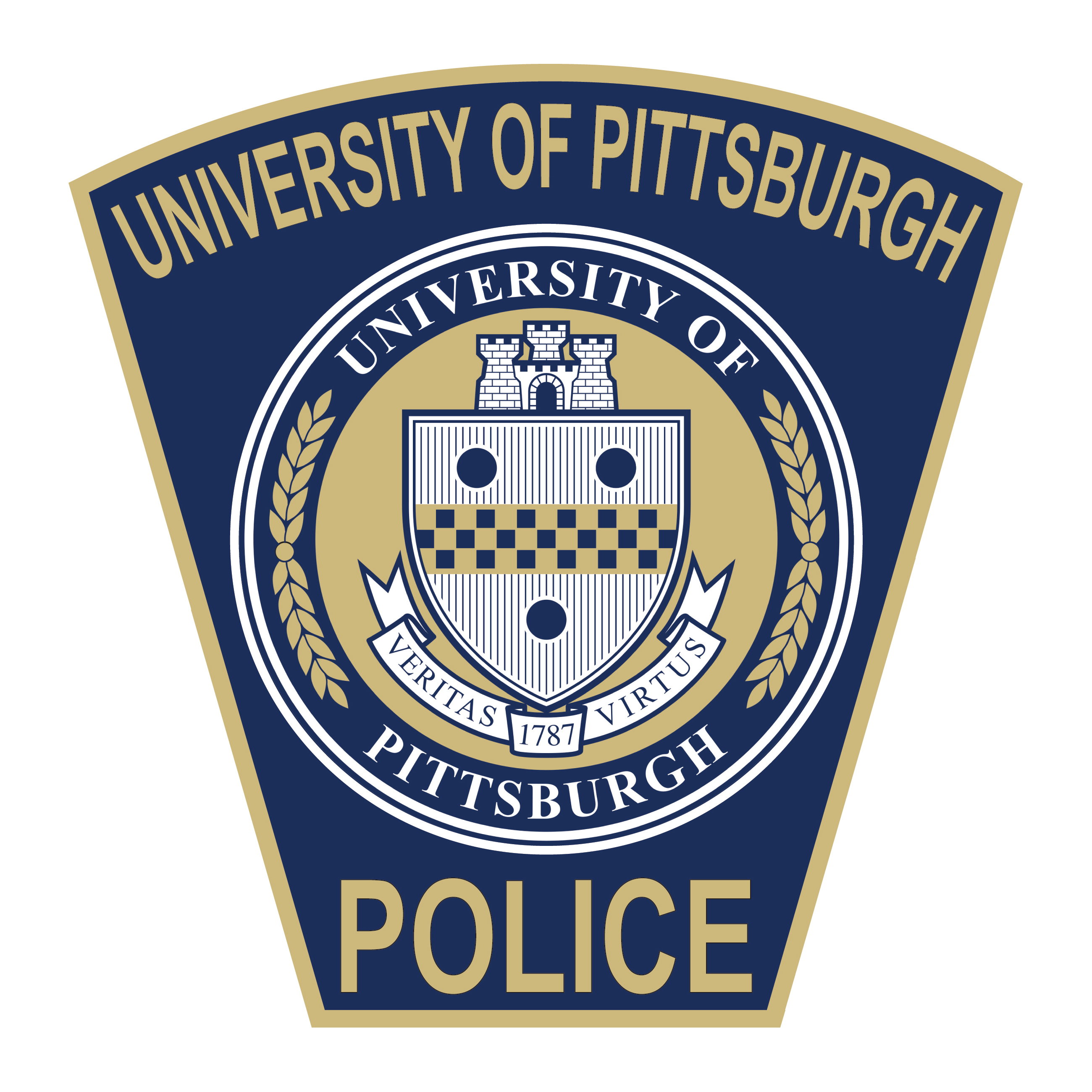 University of Pittsburgh Police Logo