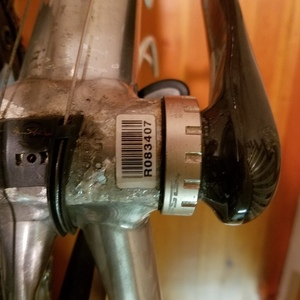 2007 Cannondale R5000 Silver or Gray