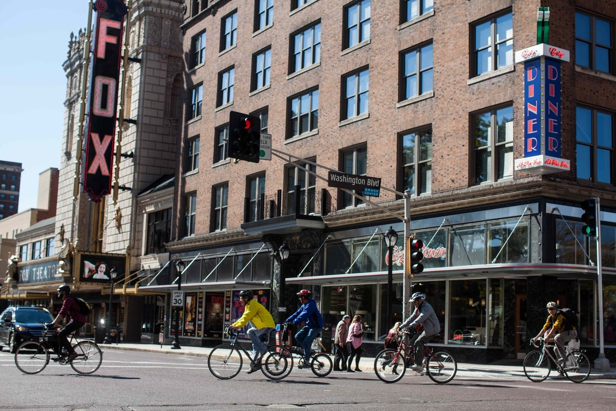 Bicycle registration in St. Louis