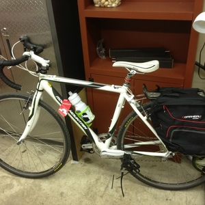 2011 Rocky Mountain Bicycles Solo cx White