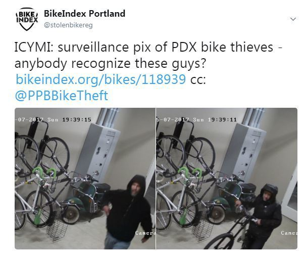pdx thieves