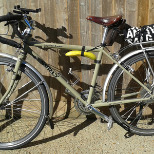 2015 Surly Long Haul Trucker Brown