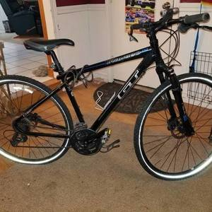2010 GT Bicycles Transeo 2.0 Black