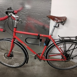 2010 Rawland Cycles Sogn Red