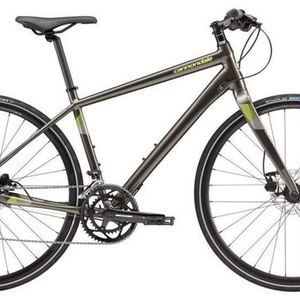 2017 Cannondale Quick Speed 3 XL Black