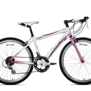 Giordano Frame 6061 Pink and White
