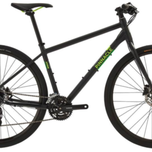 2018 Pinnacle Lithium 3 Black and Green