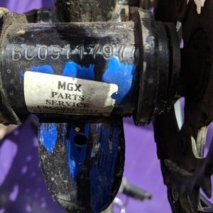 MGX or maybe DXR Blue