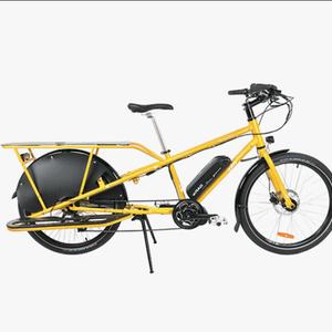 2017 Yuba Mundo cargo bike (rear storage)