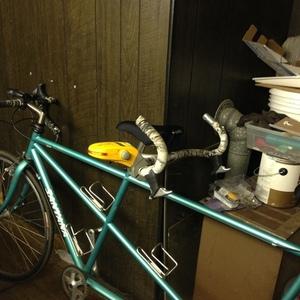 1995 Santana Cycles Visa tandem Teal