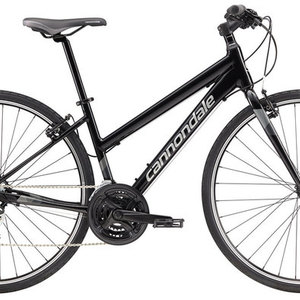 2018 Cannondale Quick 8 Black