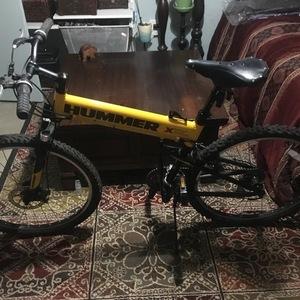 2005 Montague HUMMER Tactical Mountain Bike
