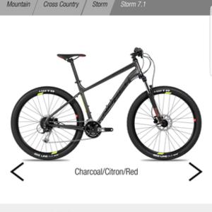 2017 Norco Bikes Storm 7.1