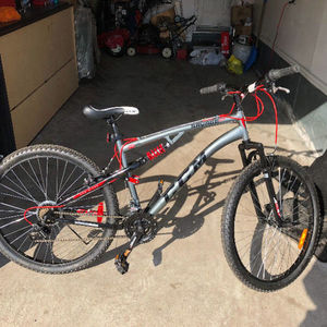 2018 CCM Savage Dual Suspension Mountain Bike, 27.5-in