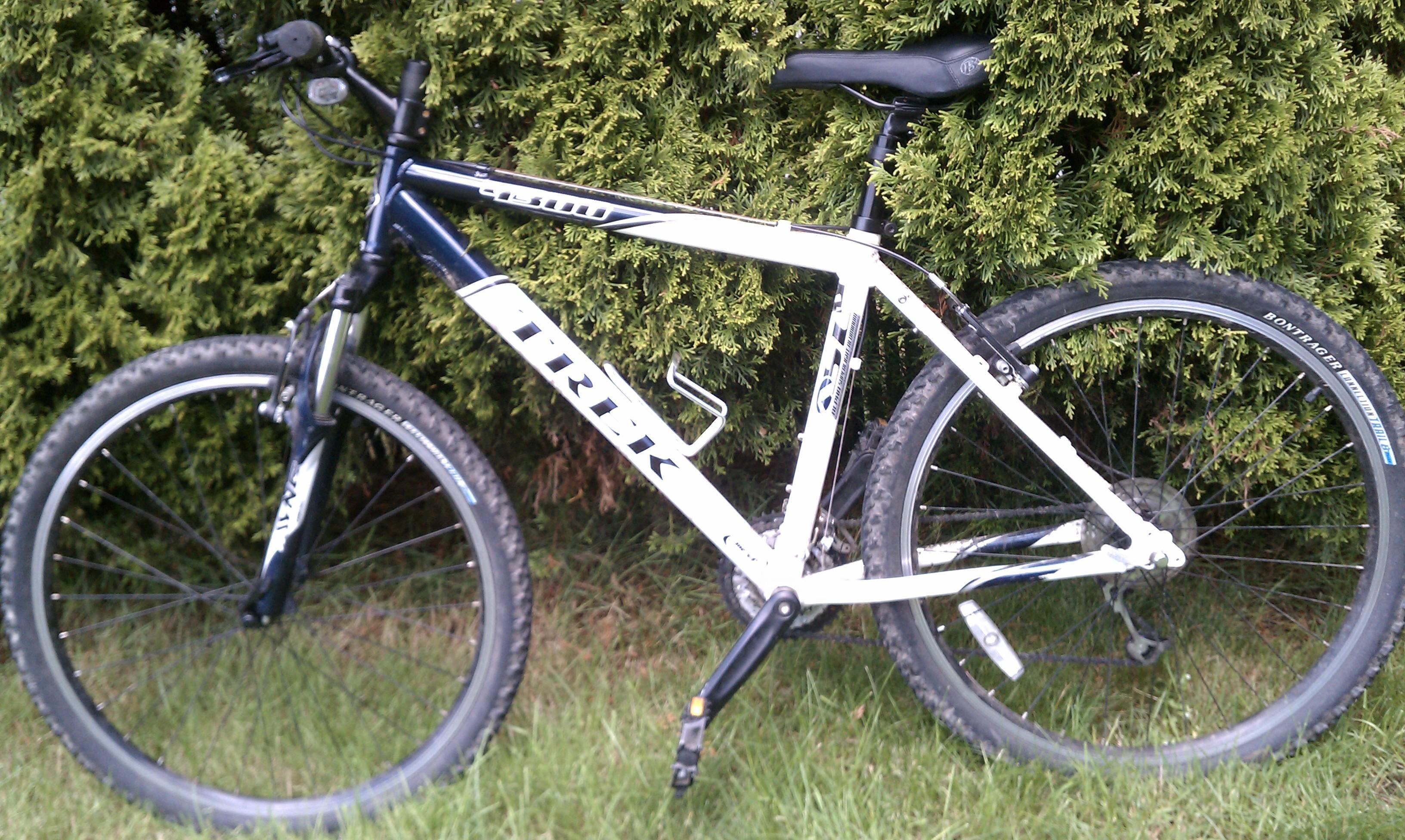 Stolen 2003 Trek 4300