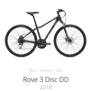 2018 Giant Rove 3 DD