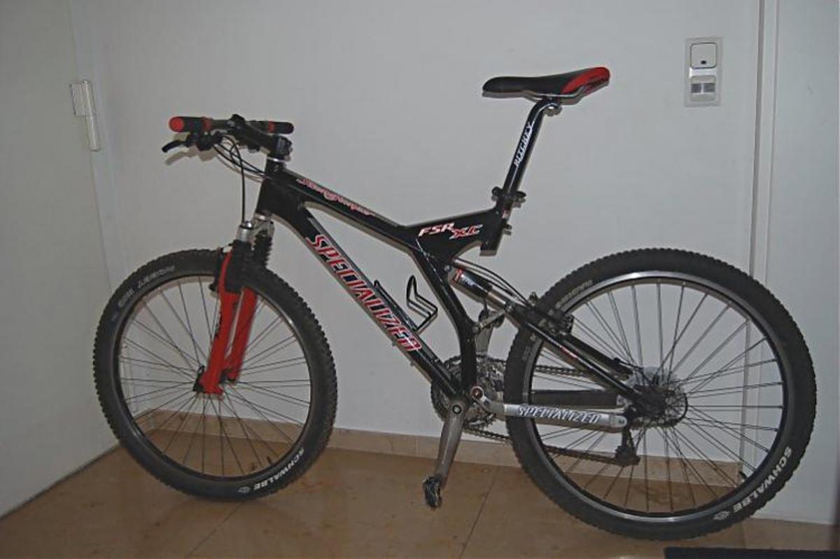508d096aca0 Stolen 2000 Specialized Stumpjumper FSR XC