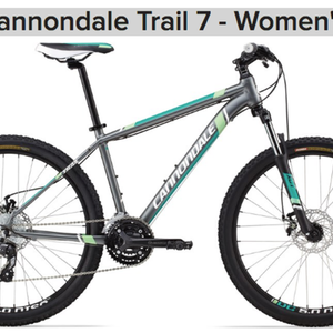 2014 Cannondale Trail 7