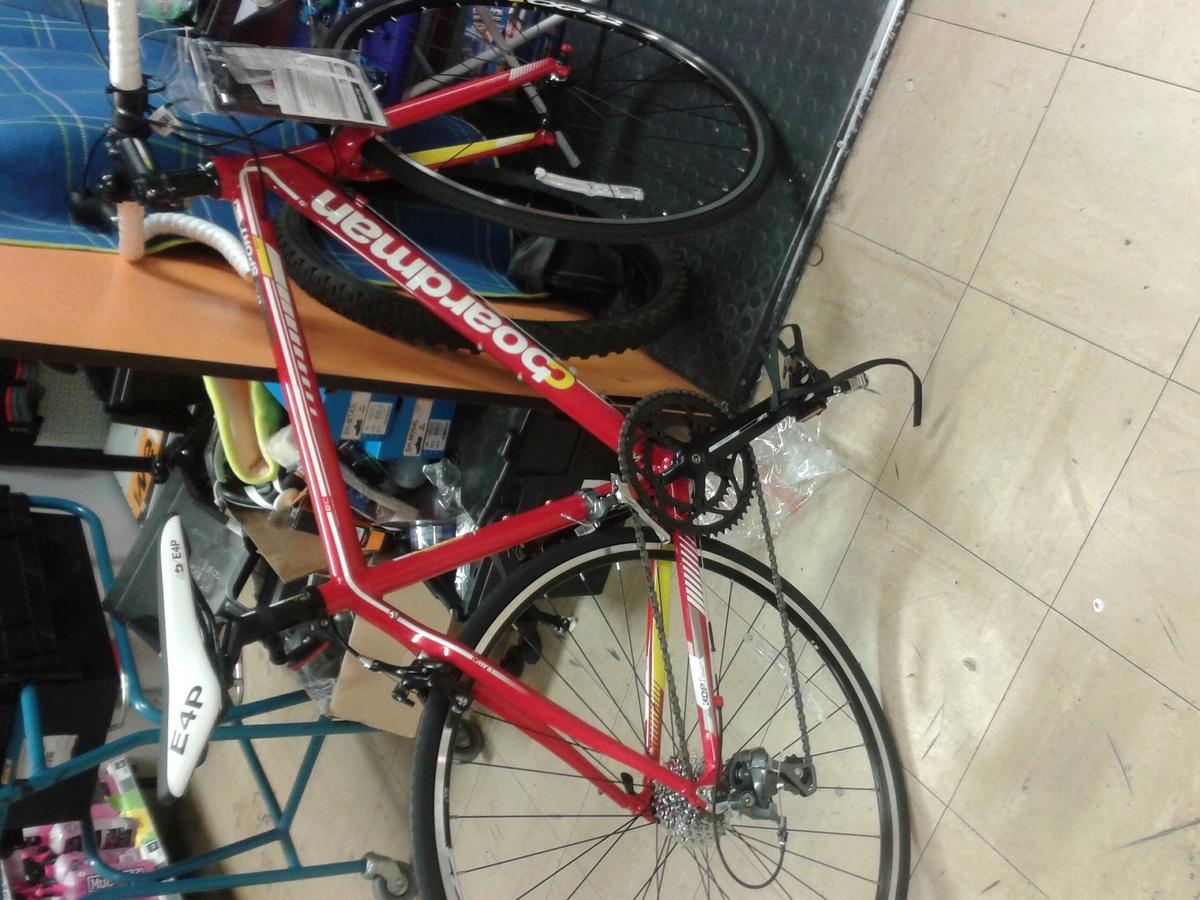Stolen 2014 Boardman Bikes bbl road sport