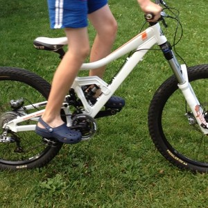 2006 Rocky Mountain Bicycles Slayer SS