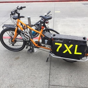 2013 Xtracycle Edgerunner Orange
