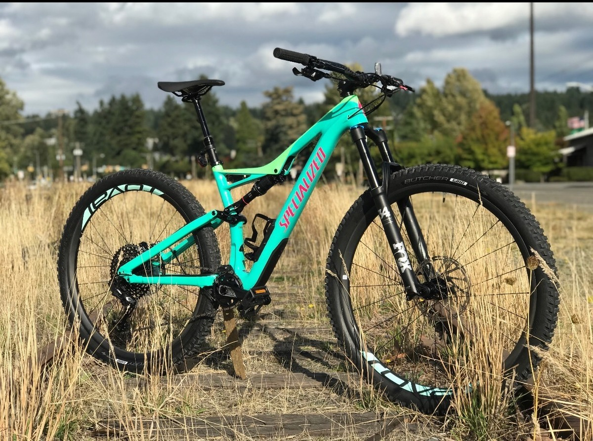Stolen 2018 Specialized Stumpjumper FSR Expert 29 Medium