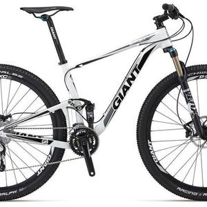 2012 Giant Anthem X 29er 1  White and Black