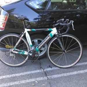 2007 Cannondale Ironman Six13 Slice SI 2