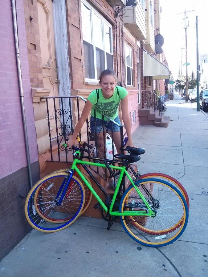 6e7f1a9c0a1 Stolen 2013 walmart Thruster 700C Men's Fixie Bike