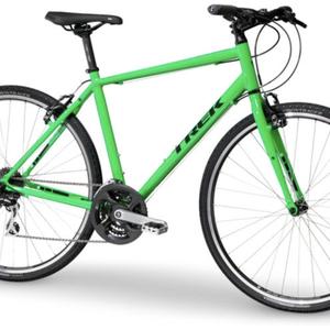 Stolen 2017 Trek FX 2 Women's 533510 Green-light 17