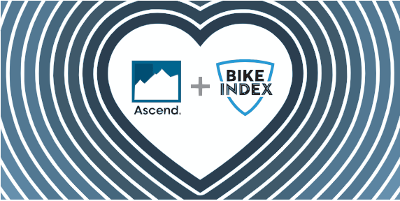 bike index ascend design