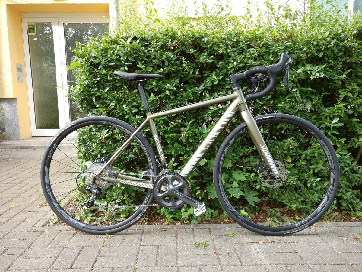 Stolen 2017 Canyon bicycles Inflite AL 9 0S