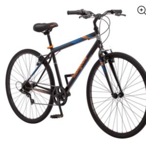 Mongoose 700C Mongoose Hotshot Men's Bike