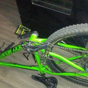 Rocky Mountain Bicycles Soul 730