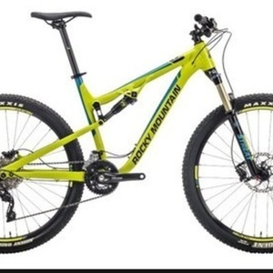 2016 Rocky Mountain Bicycles Thunderbolt 730