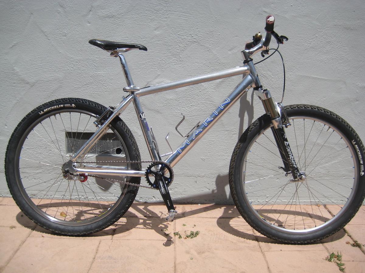 1995 Marin Bikes Nail Trail