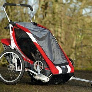 2007 Chariot Aluminum stroller