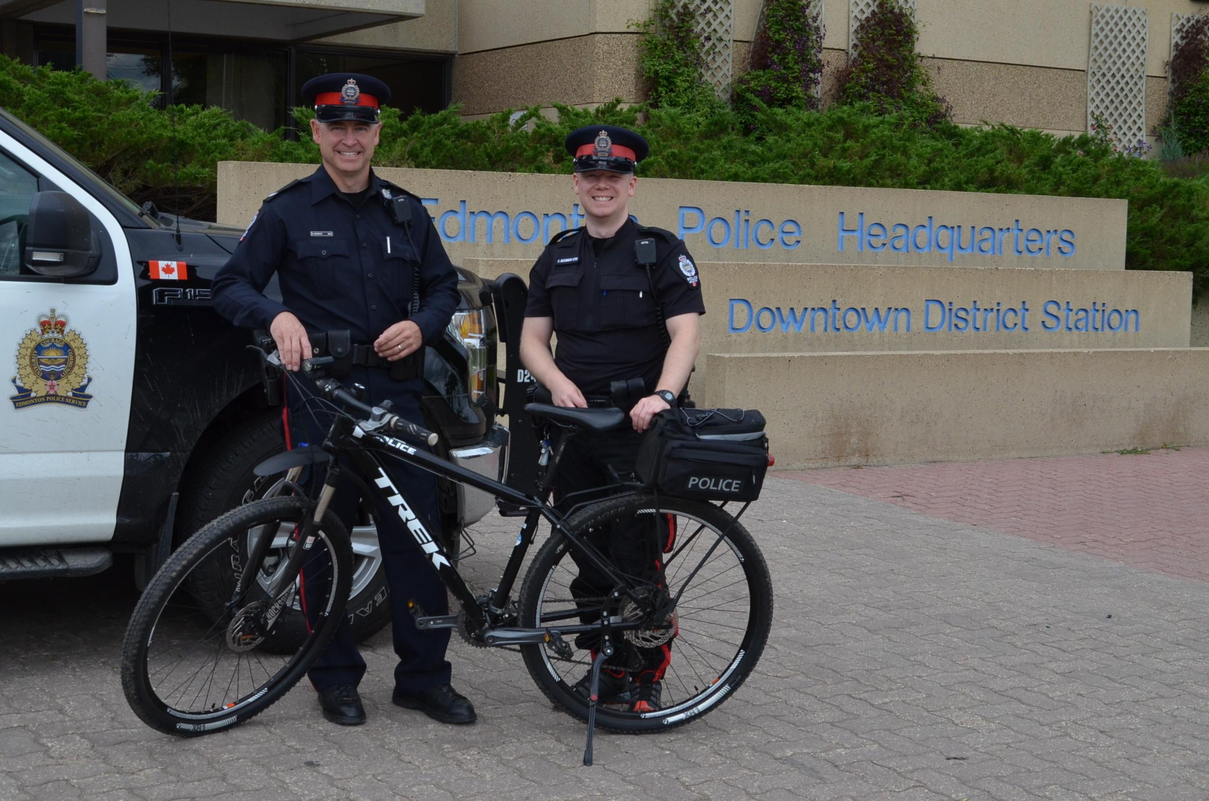 Edmonton, Alberta brings on Bike Index to reduce bike theft