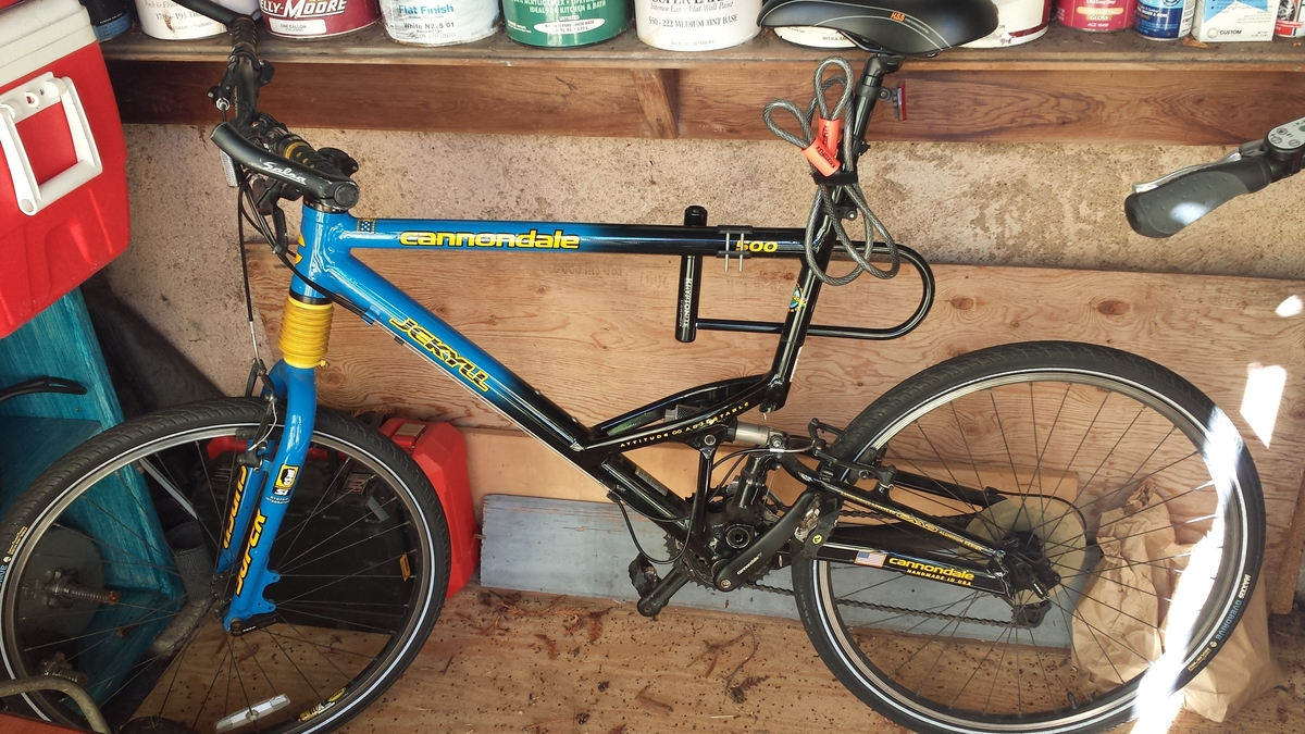 54774ceaebe 2000 Cannondale Jekyll 500