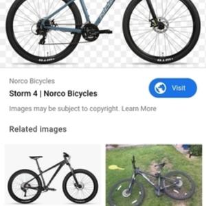 2019 Norco Bikes Storm