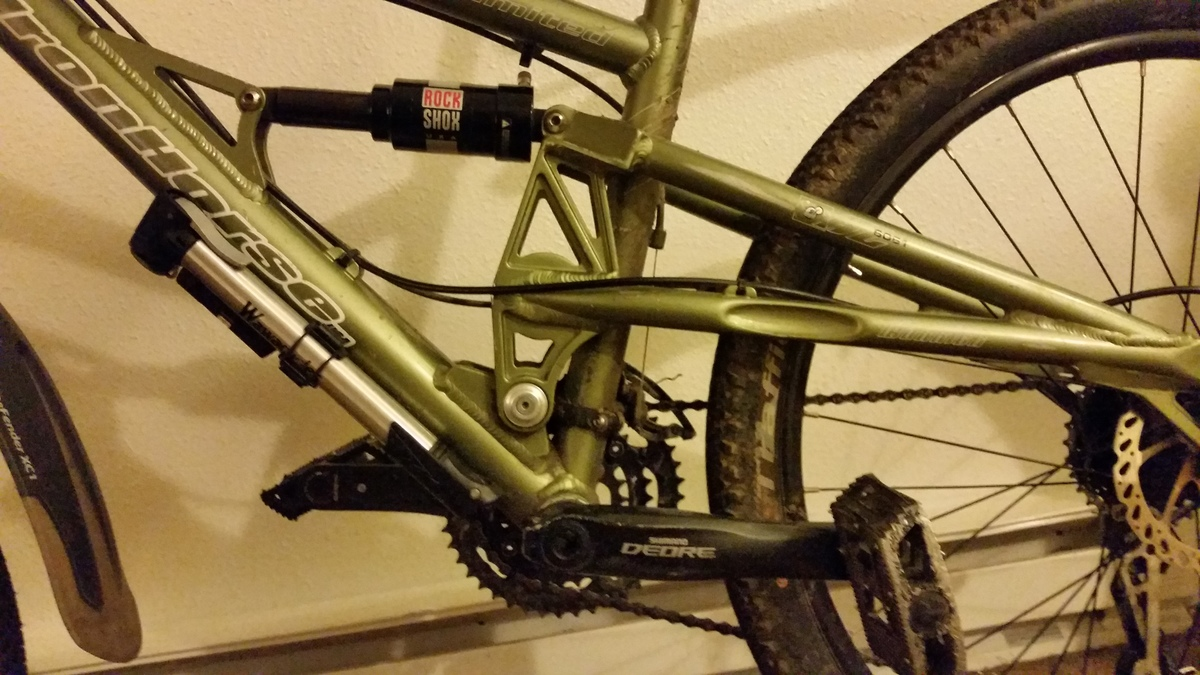 2003 Iron Horse Bicycles Warrior Limited AL6061