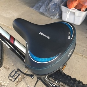 2019 Trek 820 Black and Blue