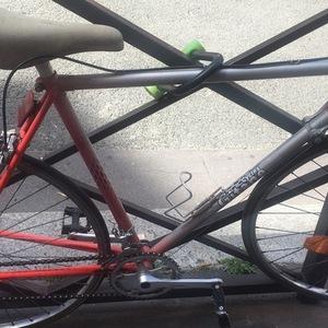 Gitane road bike