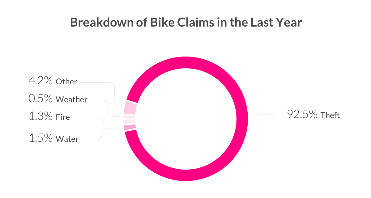 bike breakdown