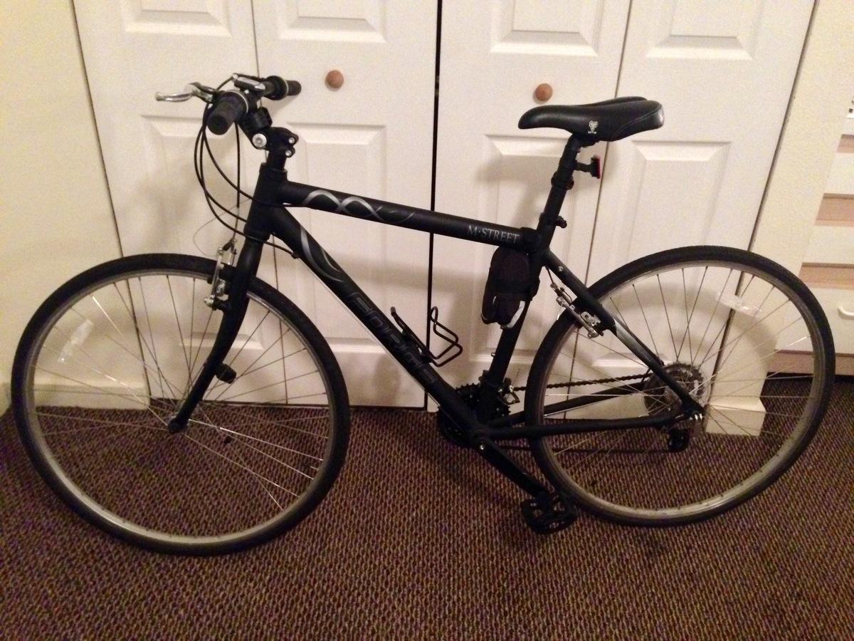 Stolen Forge Bikes M Street