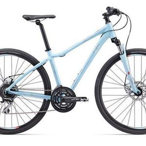 2017 liv Rove 3 DD Disc M Light Blue/Red 2017