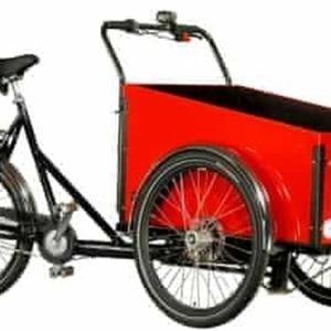 2012 Christiania Bikes Cargo tricycle
