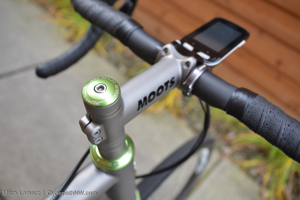 Stolen 2015 Moots Cycles Routt 45