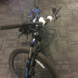 2017 Marin Bikes Nail Trail Blue
